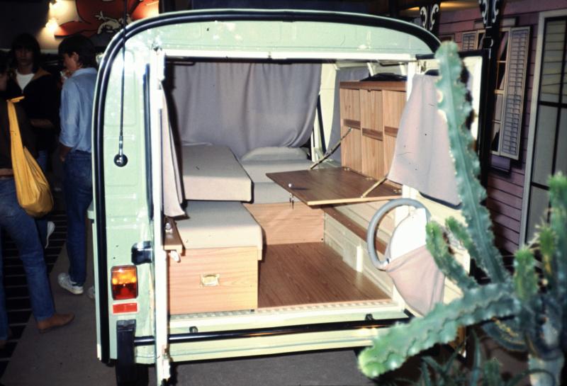 "Citroën  ""Aventure""  2CV VISA MEHARI A4X4  ACADIANE  C25  Leroy-67"