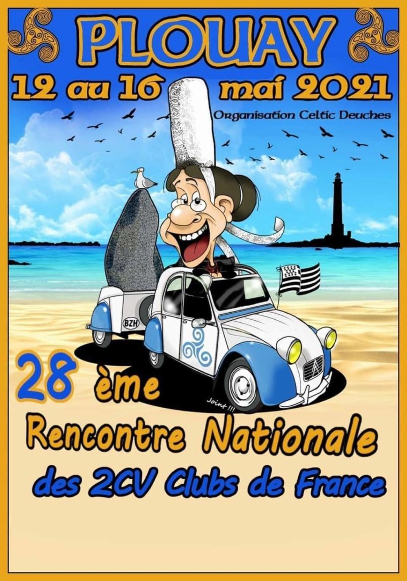 NATIONALE 2CV 2021 Plouay10