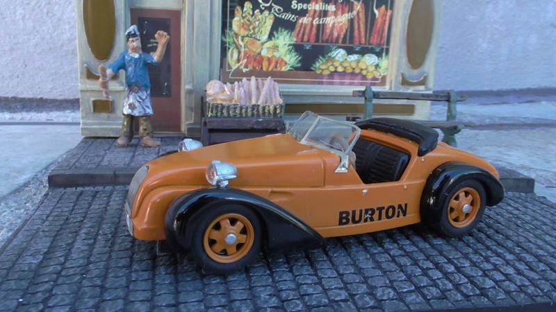 Vos commentaires à propos du Cabriolet BURTON S4780010