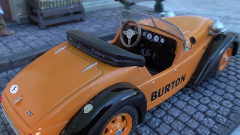 Vos commentaires à propos du Cabriolet BURTON S4780011