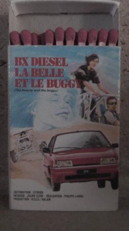 la BX et le buggy... S5210010