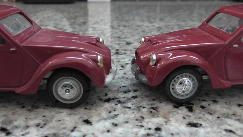Elles se ressemblent mais sont différentes... S5910010