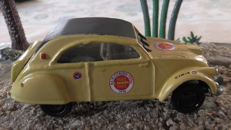 2CV KABOUL 1970 (kit TACOT) S5980010