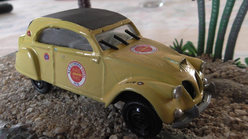2CV KABOUL 1970 (kit TACOT) S5980011