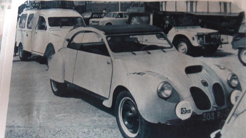 2CV KABOUL 1970 (kit TACOT) S5980012
