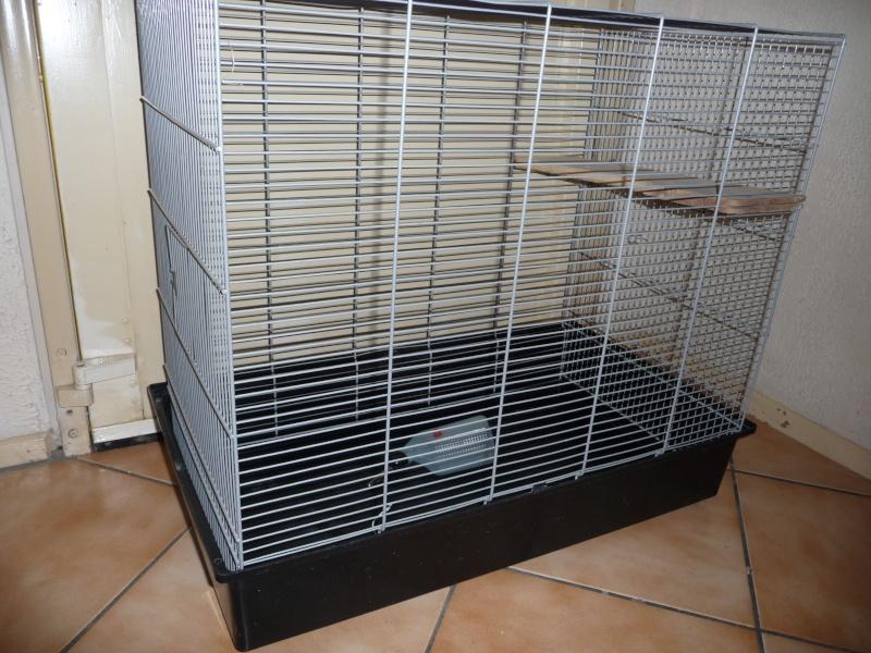 [marseille] a vendre plusieurs cages  P1020711