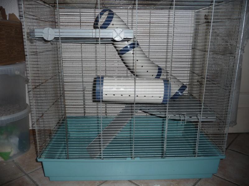 [marseille] a vendre plusieurs cages  P1020810