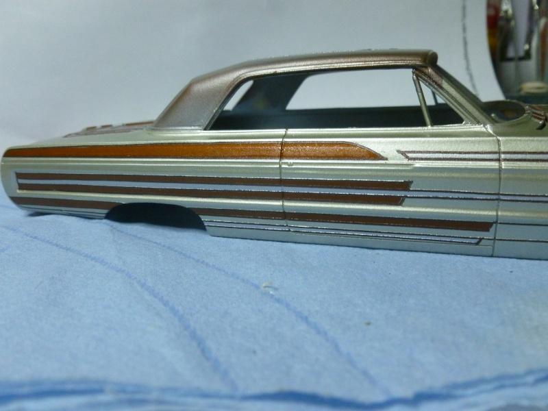 Impala 64' lowrider - terminée P1020036