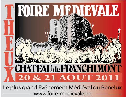 FOIRE MEDIEVALE 2011 (THEUX-FRANCHIMONT) Foire210