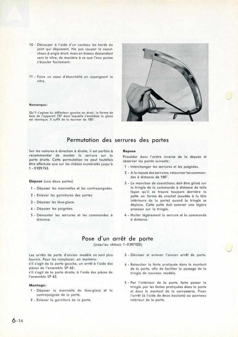 Remplacement vitre de déflecteur Page_615
