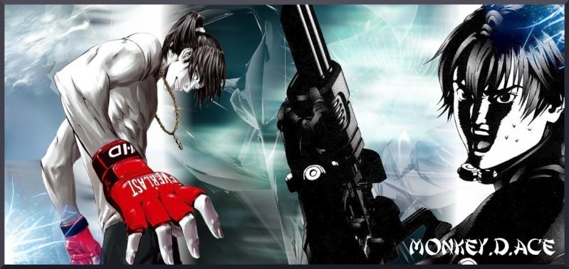 Créas Luffy-chan Ace212