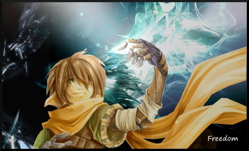 Créas Luffy-chan Freedo12