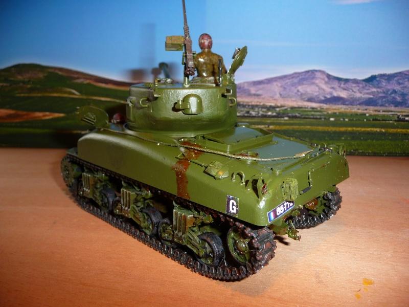 Mon dernier Sherman M4A1 76mm frein de bouche au 8éme Rég. de Chasseurs d'Afrique -Bizerte 1954 P1040725