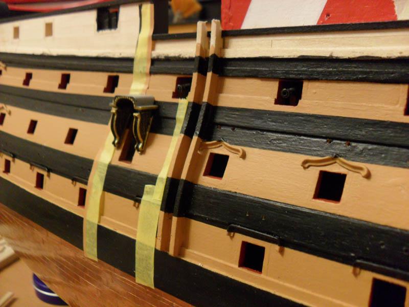 Wilfried's Baubericht zur Victory aus Holz und anderem Kram - Seite 2 29510