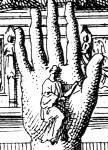 Description des piéces de  la planche I de Félibien Tresor11