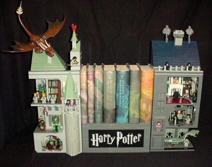 [Other]Sưu tầm goodies về Harry potter 4bdd2810