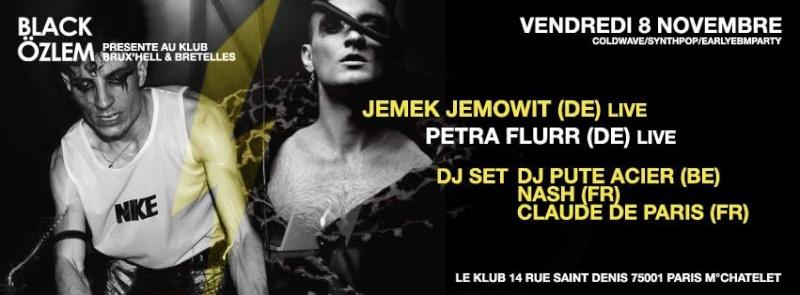 [08.11.2013] Petra Flurr+Jemek Jemowit+Soirée@Paris (Klub) 57852010