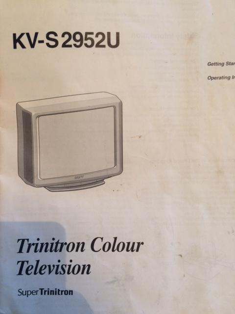 Aide Sony trinitron service mode Img_1256