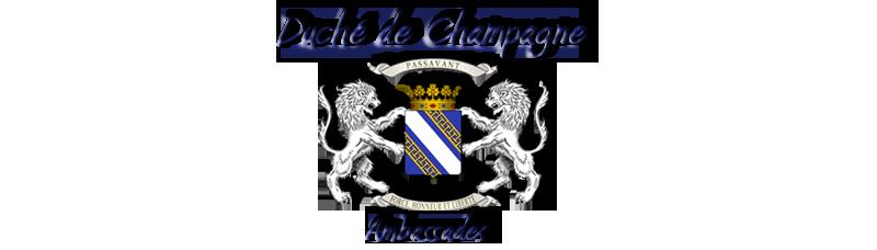 Arrivée du diplomate de Champagne Entate13