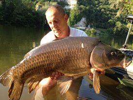 Session de pêche sur le LOT Juillet 2013 10608710