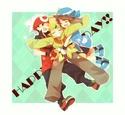 CompleteShipping (Ruby/Yuki/Brice x Sapphire/Haruka/Flora x Emerald) 410