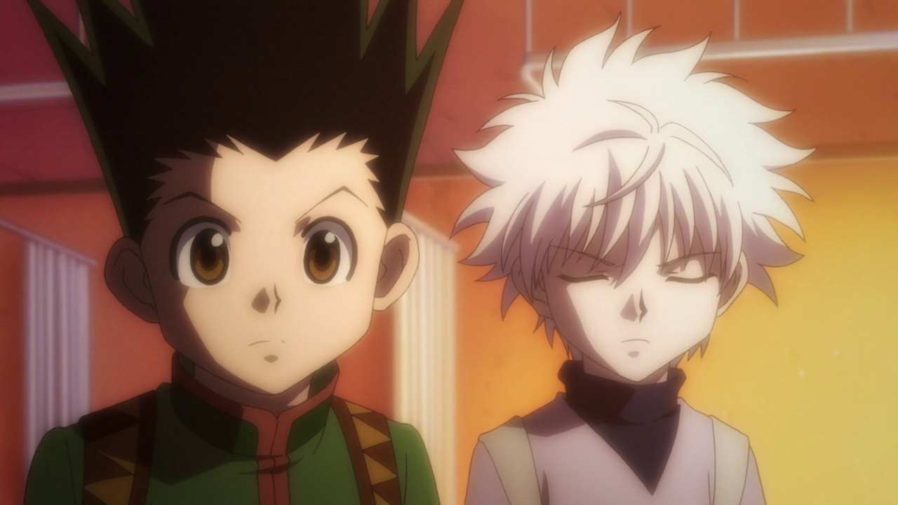[Movie] Hunter x Hunter: Phantom Rouge [BD 720p|550MB Vlcsna12