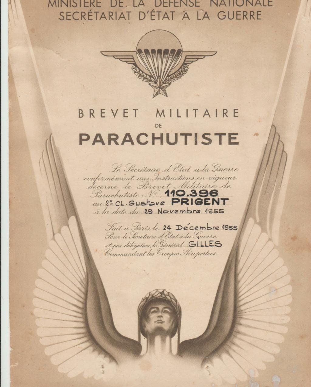 """Albert  Bernard """" dit Beauté"""" recevant la croix de Chevalier de l'Ordre Nationale du Mérite... Mon_br10"""