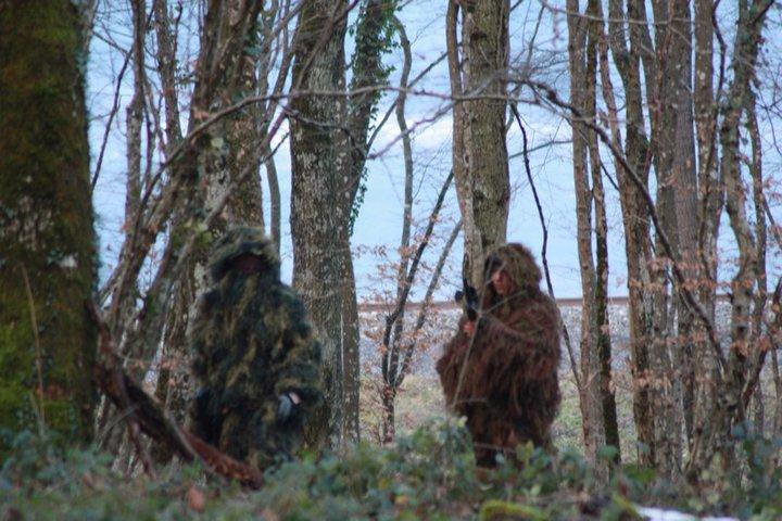 Vend tenue de camouflage 16344810