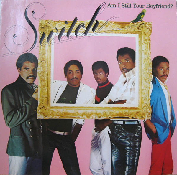 SWITCH - This Is My DREAM (LP) R-123210