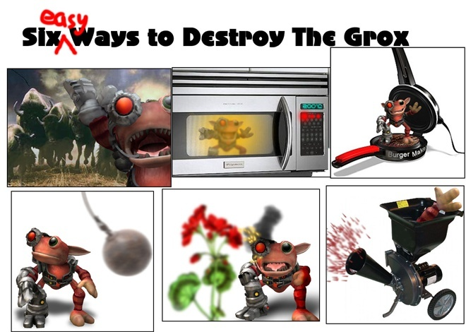 Ways to kill the Grox *GA mini movie* Six_wa10