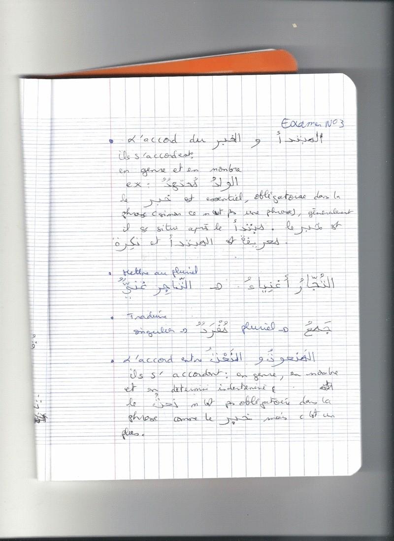EXERCICES OUMABDILLAH (Apprentissage terminé) - Page 4 Examen10