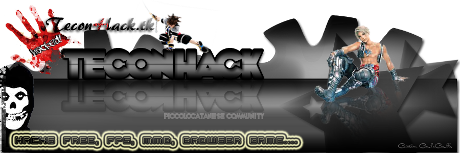 TeconHack - Free Hacks, MMO, FPS, Browser Game