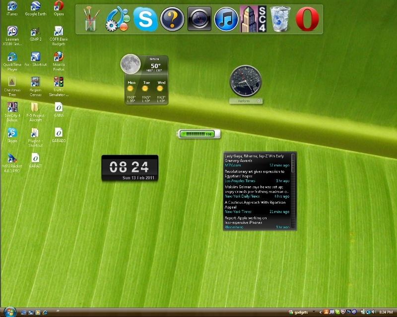 Show us your... Desktops Deskto10