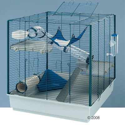 Vends cage Furet XL dans le 35 et le 22 Cage-p10