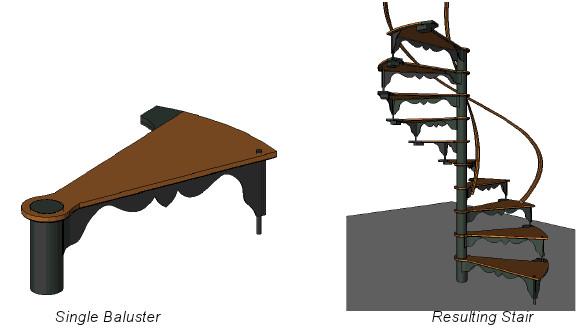 Các loại cầu thang và lan can đặc biệt 2013-010