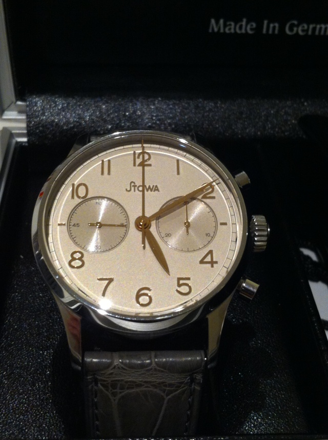 stowa - Stowa chronographe Stowao11