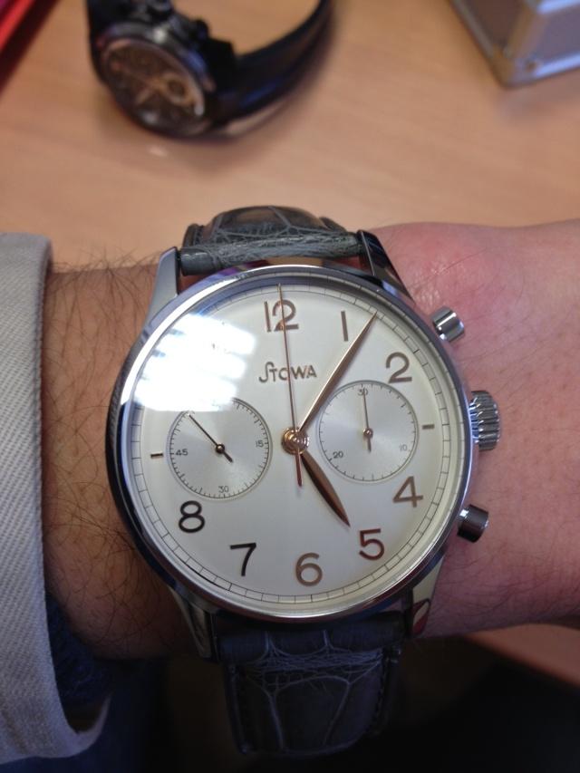 stowa - Stowa chronographe Stowao15