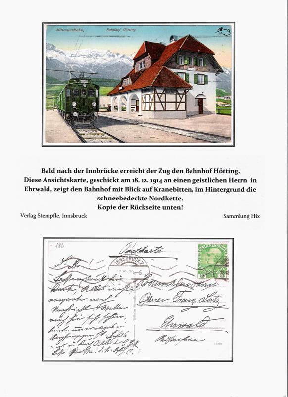 100 Jahre Mittenwaldbahn  Bh_hat10