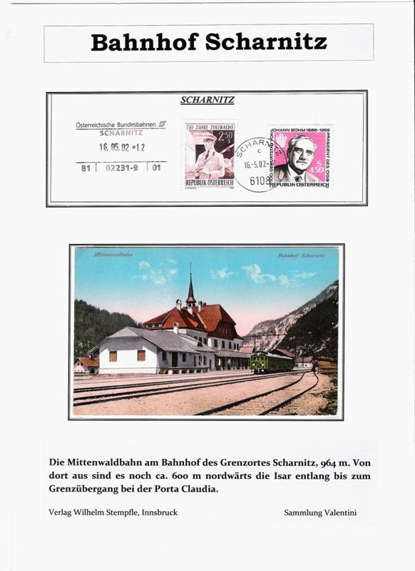 100 Jahre Mittenwaldbahn  Bh_sch10