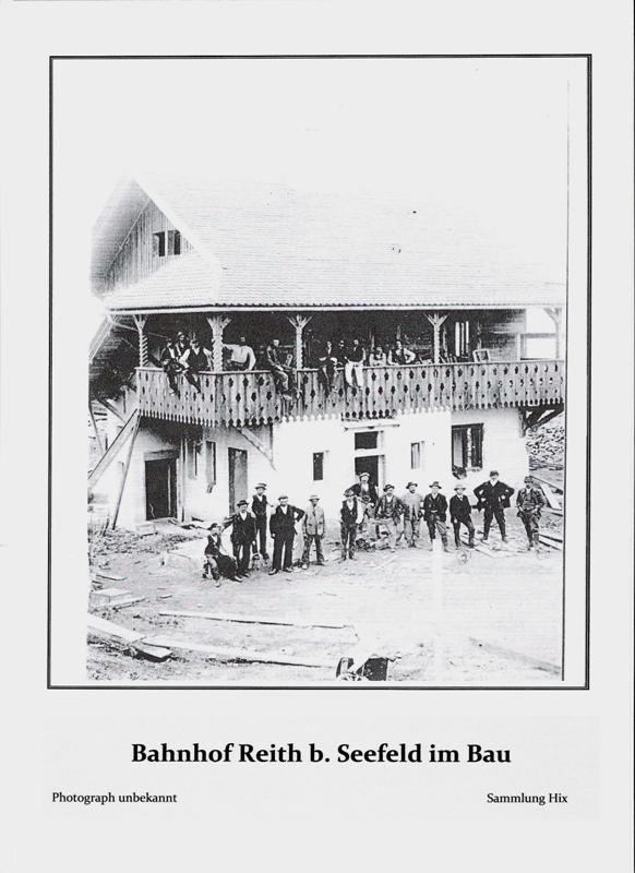 100 Jahre Mittenwaldbahn  Reith110