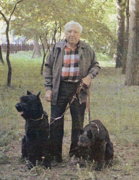 Знаменитости и собаки (фото). Nikuli11