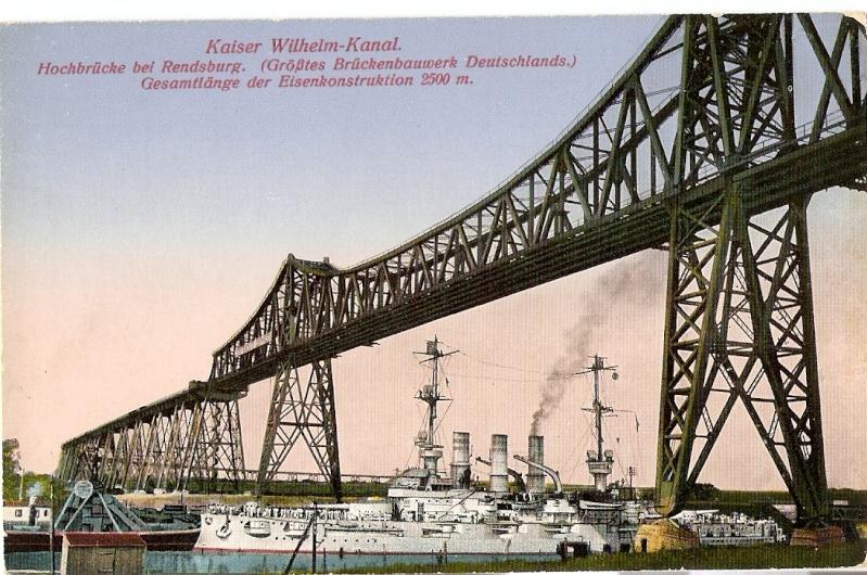 Brücken auf Briefmarken Rendsb11