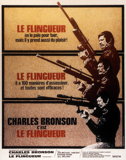 Le flingueur - The Mechanic - 1972 - Michael Winner 18868110