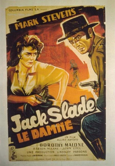 Jack Slade le damné - Jack Slade - 1953 - Harold Schuster 28v58210