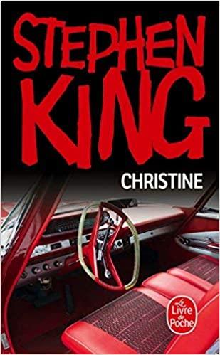 Christine - 1983 - John Carpenter 41zenb10