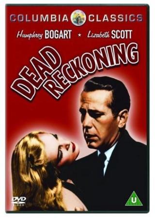 En marge de l'enquête. Dead Reckoning. 1947. John Cromwell. 519jya10