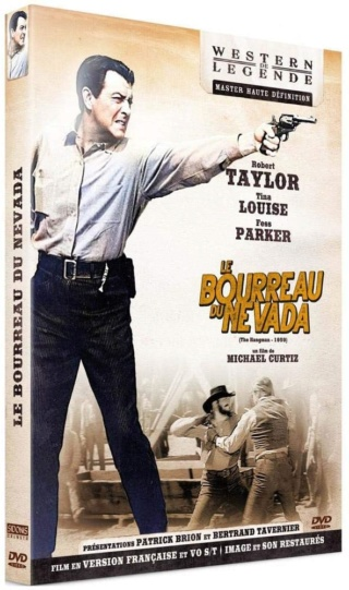 Le Bourreau du Nevada (The Hangman) - 1959 - Michael Curtiz 61f8sd11