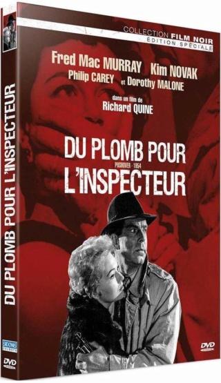 Du Plomb pour L'Inspecteur - Pushover - 1954 - Richard Quine 61hnho10