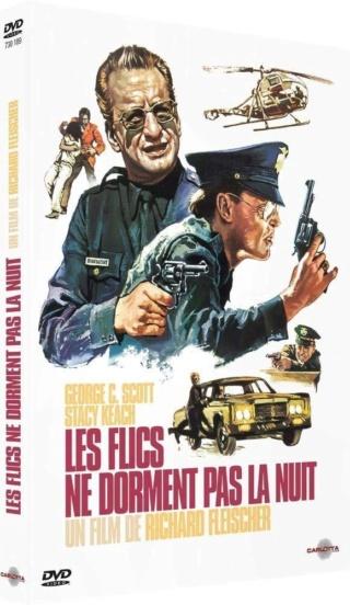 Les flics ne dorment pas la nuit - The New Centurions - 1972 - Richard Fleischer 61jr7710