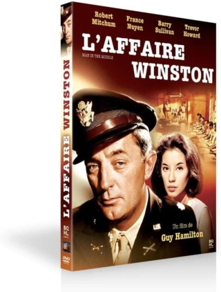 L'affaire Winston - Man in the Middle - 1964 - Guy Hamilton 61my9h10